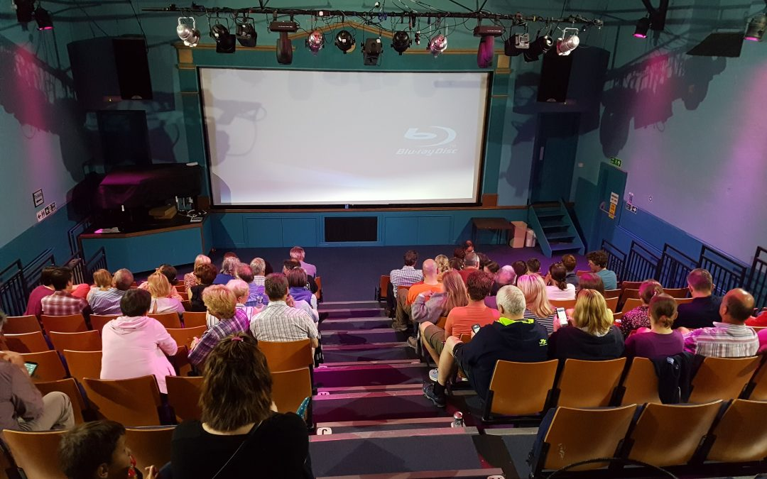 Successful screening of A Plastic Ocean