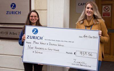Thank you Zurich!